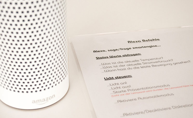 Sprachsteuerung – amazon Alexa, Siri, Google Home